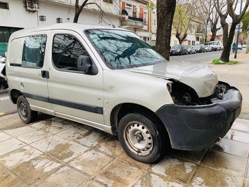 Compro Autos Camionetas Chocada Peugeot Partner  Berlingo