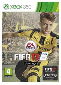 Fifa 17 Jogos Xbox 360