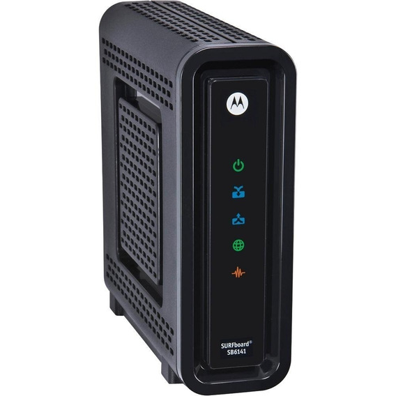 Cable Modem Para Internet Motorola Sbg6580 Inter