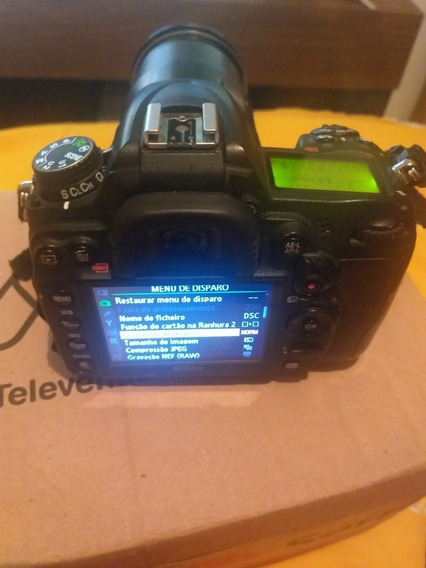 Câmera Filmadora Nicon D7000