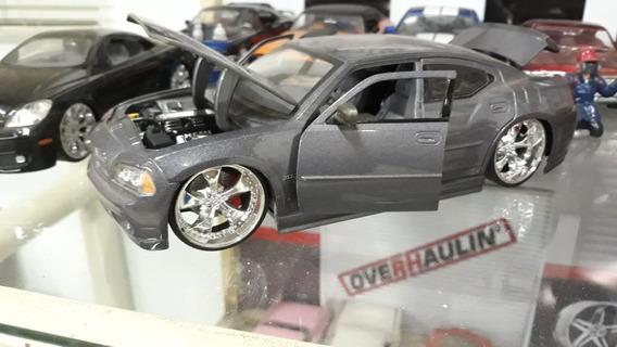 Miniatura Dodge Charger Rt 2006 Jada Toys 1/24