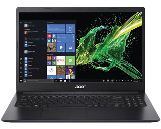 Notebook Acer Intel Core I5 4gb +16gb Optane Hdd 1tb Win 10
