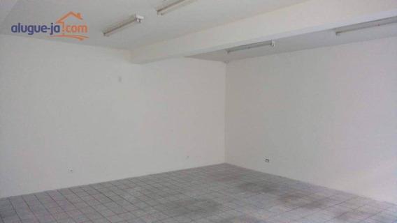 Sala Para Alugar, 180 M² Por R$ 6.000,00/mês - Jardim São Dimas - São José Dos Campos/sp - Sa0496