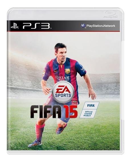 Fifa 2015 Ps3 Semi-novo