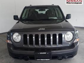 Jeep Patriot Sport Fwd Aut 2016