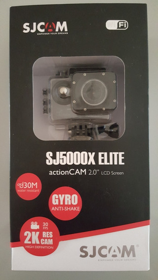 Sjcam Sj5000x Elite + Sd Card Class 10 32gb