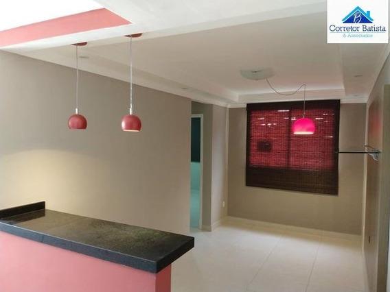 Apartamento A Venda No Bairro Parque Jambeiro Em Campinas - - 2502-1