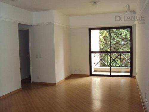 Imagem 1 de 30 de Apartamento À Venda, 77 M² Por R$ 500.000,00 - Cambuí - Campinas/sp - Ap16029