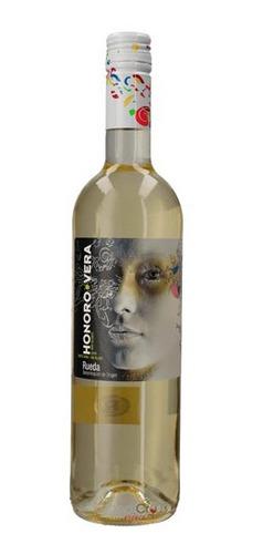 Vinho Branco Vegano  Honoro Vera Blanco Verdejo 2019
