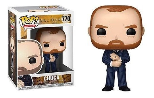 Funko Pop Tv: Billions - Chuck
