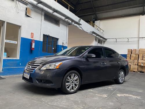 Nissan Sentra Exclusive Automático Año 2014
