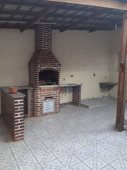 Casa Com 2 Dormitórios Para Alugar, 60 M² Por R$ 1.200,00/mês - Jardim Brasília (zona Leste) - São Paulo/sp - Ca0302