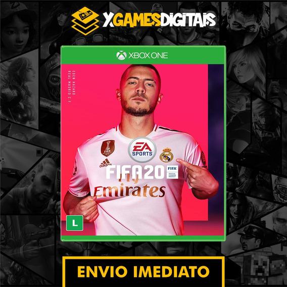 Fifa 20 Xbox One - Digital - Jogue Online - Envio Imediato