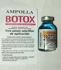 Ampolla Botox Ambarina 30ml