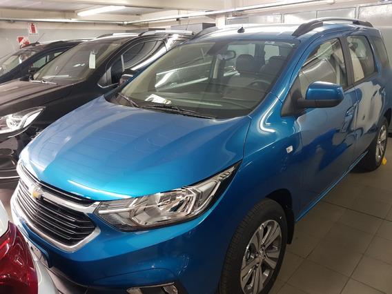 Chevrolet Spin Activ Automatica 7 Asientos 0km Año 2020 # 1