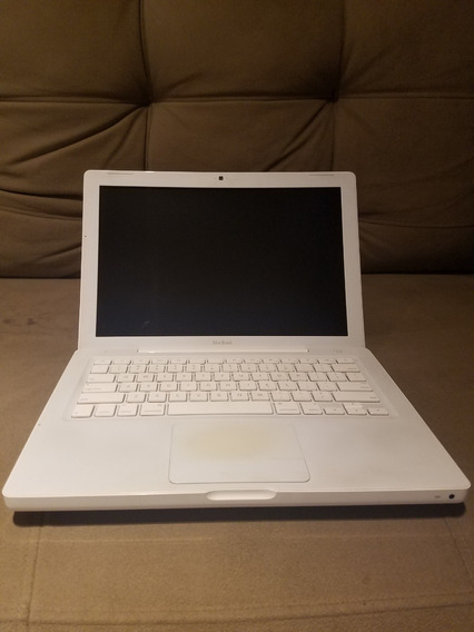 Apple - Mac Book Branco Ano 2009