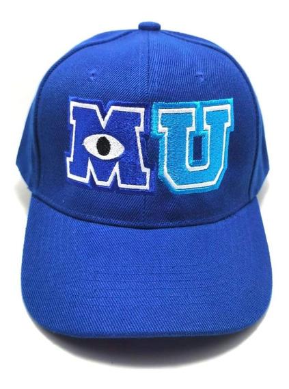 Gorra Monsters University Adultos Sullivan Mike Envio Gratis