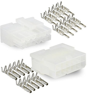 Conector De Circuito Molex 12 Conector De Circuito Completo