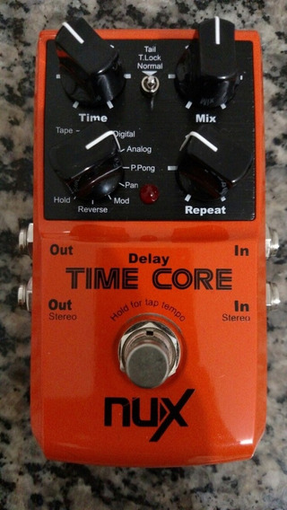 Pedal Nux Time Core Delay