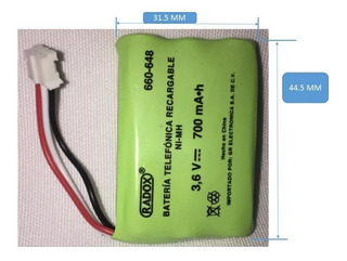 Pila Bateria Para Telefono Rural Huawei Alcatel Zte Telcel