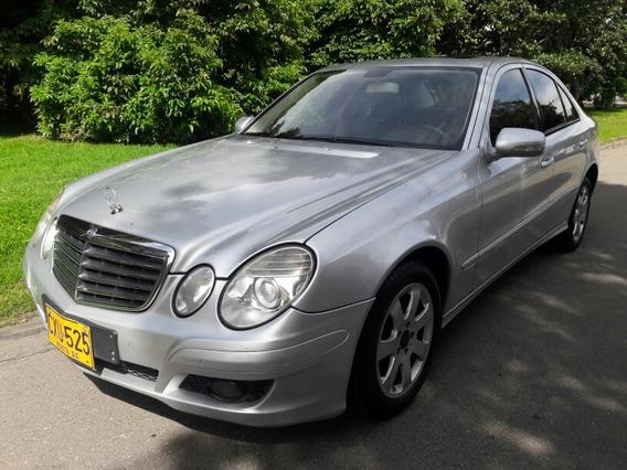 Mercedes-benz Clase E E200 K