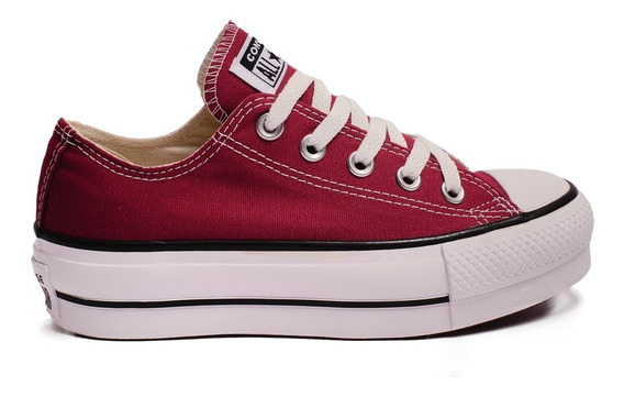 Zapatillas Converse Chuck Taylor All Star Lift Ox -564737c-