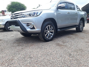 Toyota Hilux 2.8 Cd Srx I 177cv 4x4 At 2017