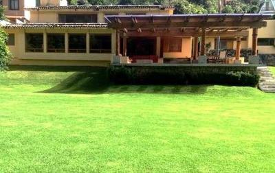 B2395. ¡seguridad! Hermosa Residencia En Rancho Cortes