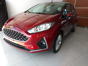 Ford Fiesta Kinetic Design 1.6 Se 120cv Se Va Ya Unico Promo