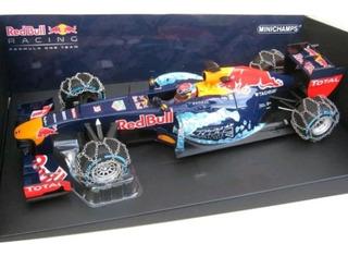 Miniatura 1/18 Minichamps F1 Red Bull Rb7 M Verstappen Neve