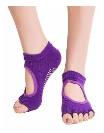 Yoga Socks - Calcetas Para Pilates , Yoga Ect.