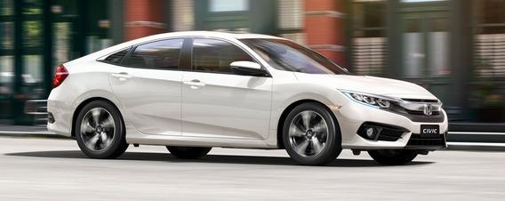 Honda Civic Ex-l Cvt 2.0 Entrega Inmediata