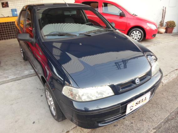Fiat Siena Ex 1.0 Azul 2002 16v