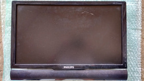 Carcaça Philips Led Tv Monitor 220ts2l ( No Estado )