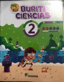 Livro Projeto Buriti Ciências 2