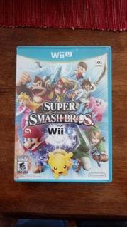 Wii U Super Smash Bros