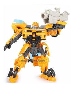 Transformers Bumblebee Optimus Prime Megatron Transformação
