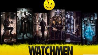 Poster Watchmen Tamanho A3 P3686
