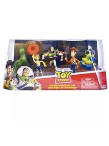 Boneco Toy Story 5 Figuras Set Original Disney Sunny