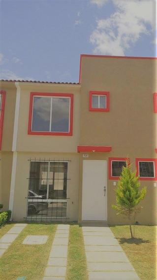 Casa En Renta En Punta Palermo Tecámac / Ecatepec