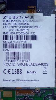Repuestos De Zte Blade A460¡no Sirve Táctil Ni Display