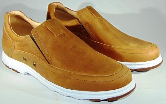 Zapatos Marca Oxigeno Cuero 100 % Suela Febo Art 952