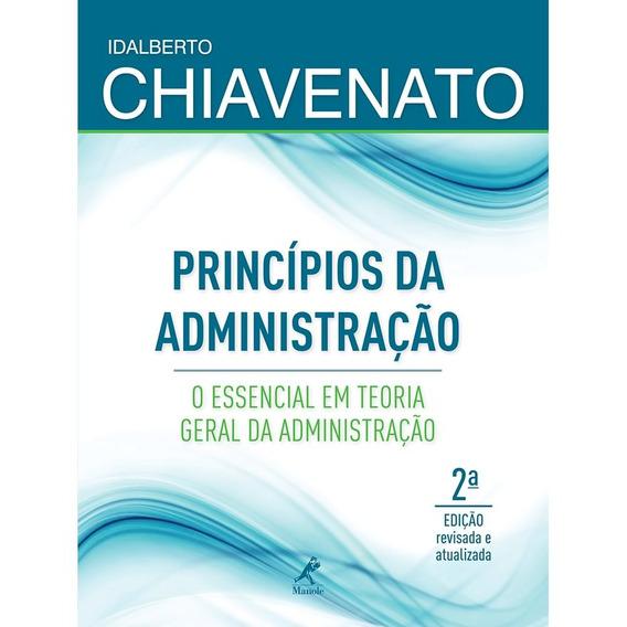 Livro Princípios Da Administração - Segunda Edição