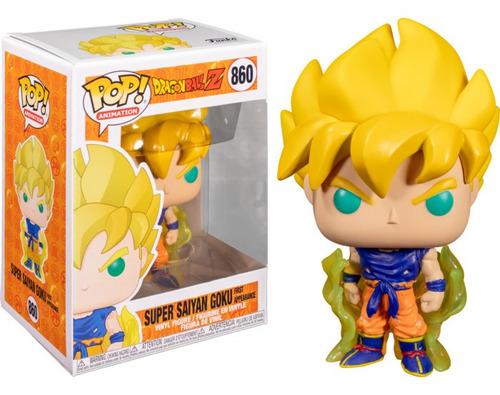Funko Pop #860 Goku Super Saiyan