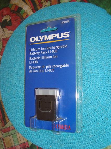 Batería Olympus®, Modelo Li-10b, Cámaras Digitales.