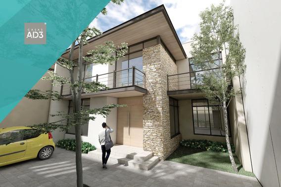 Hermosa Casa A 2 Cuadras De Av. Tecnológico, En Metepec