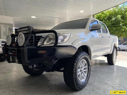 Toyota Hilux Pick-up D/cabina Carga 4x4