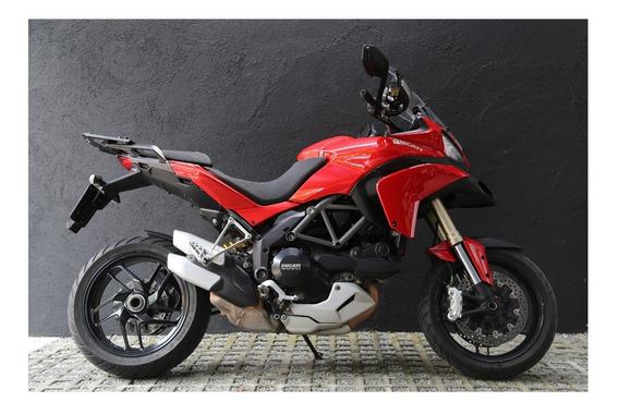 Ducati Multistrada 1200 2013/14