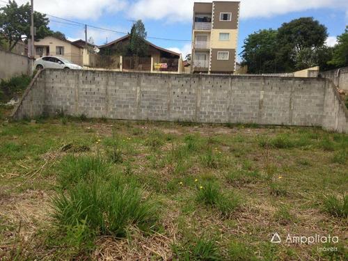 Terreno À Venda, 648 M² Por R$ 350.000,00 - Jardim Orestes Thá - Quatro Barras/pr - Te0026
