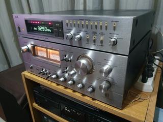 Amplificador Akai Am-2950 , Tope De Linea